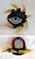 Dragon Eye Rings 3 by wickedglass