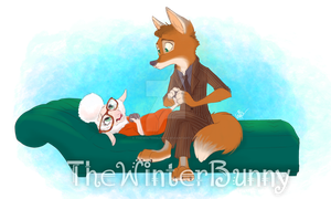 I Just Want To Be Appreciated by TheWinterBunny