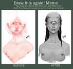 Draw This Again meme by god-head