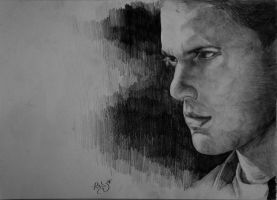 Wentworth Miller by 3yen