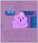LSP Journal Skin by Wonderquarium