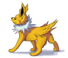 Jolteon by carrie-warwick