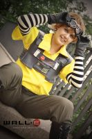 Wall-E Cosplay by Tamai-Tamai