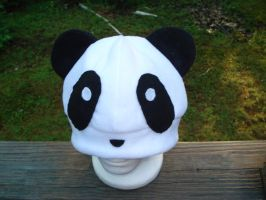 Panda Hat by Allyson-x