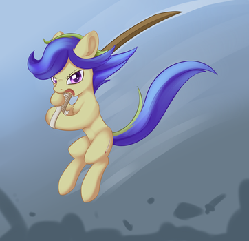 Charge!? by XDuskStarX
