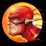 The Flash by x-catman