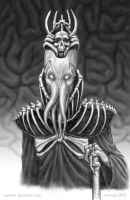 The Fashionable Illithid by Osmatar