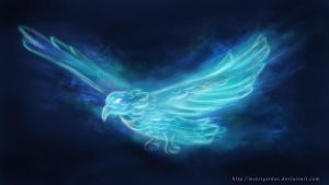 Spirit Bird (Speed Paint Sundays) by MsArtGarden