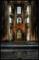 High Altar HDR- Cool by MrArtsy