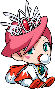 Baby White Mage by CaitlinTheStarGirl