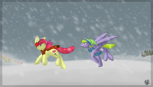 +MLP:DB - Run with+ by Flow3r-child
