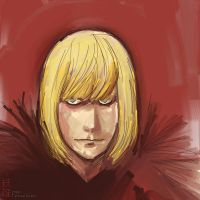 Mello speed painting by tacticalsnake
