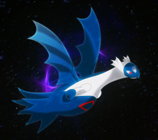 attack form latios by Elsdrake