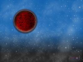 planet for pengasius by kibbleskid