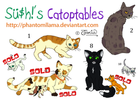 OPEN: Catoptables 1 by PhantomLlama