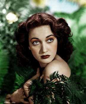 Dorothy Lamour 4 by Calpin69
