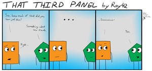 That Third Panel - More Friends #3 by Roy4242