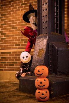 Nightmare Before Christmas : Trick or Treat by mazokugirl