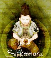 Shikamaru by Splact