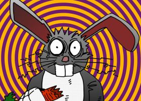 Bugs Bunny Daily Sketch challenge by exspasticcomics