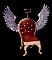 Angel Chair by handheadman