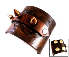 New Age Steampunk Geared Cuff1 by Skinz-N-Hydez