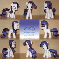 Rarity custom 3.0 by AleximusPrime