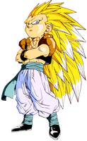 Vectorscan 040 - Gotenks 002 by VICDBZ