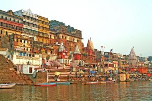 Morning in Varanasi India by CitizenFresh