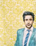 Robert Downey Jr by Trista-Willows