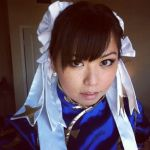 Chun Li Cosplay at Japan Expo USA 2013 by LexLexy