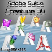 adobe creative suite 3D by babasse