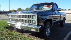 1982 Chevrolet C20 by sfaber95