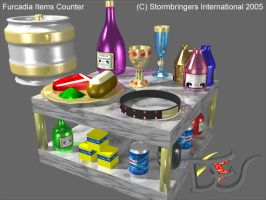 Furcadia Items Counter by DFStormbringer