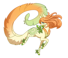 Emerald Highland Stardrop Auction (CLOSED) by AlimareEmpire