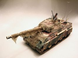 Panther Tank 3 by Ferox-86