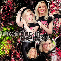 Dancing in the Dark Blend by KatheFelton