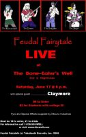 Feudal Fairytale Flier by MikoTen