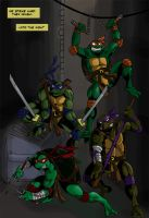 Because They are Ninja by theRedDeath888