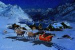 Christmas night by Nataly1st