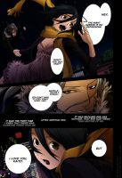Air Gear Chapter 293 Coloring by KujaEx