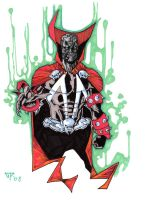 SPAWN by guillomcool