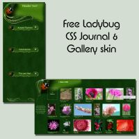 ladybug journal by Nameda and dediggefedde by Nameda