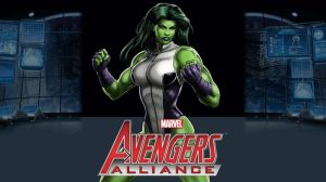 She-Hulk by icequeen654123