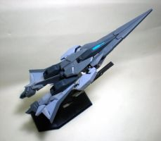 Gundam Arios Real Type MA_mode by stormv