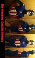 Captain America ON SALE by TidusSurya