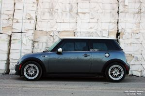 Project Mini Cooper S by cosmiccan