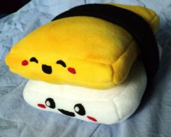 Tamago Sushi Plush by XOFifi