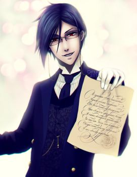 That Butler, Training by Delila2110