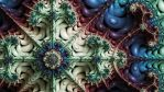 Mandelbrot 129 - Refraction - by Olbaid-ST